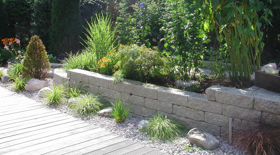 Pflanzarbeiten garten und landschaftsbau christoph for Gartenanlage gestalten